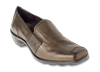 Nome Bronze Leather Womens Shoe