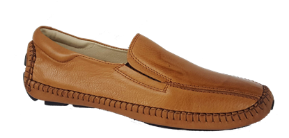 Auto Tan Mens Loafer